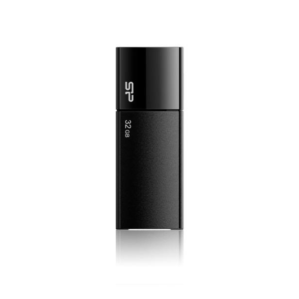 USB flash disk Silicon Power Ultima U05, 32GB, USB 2.0, černý