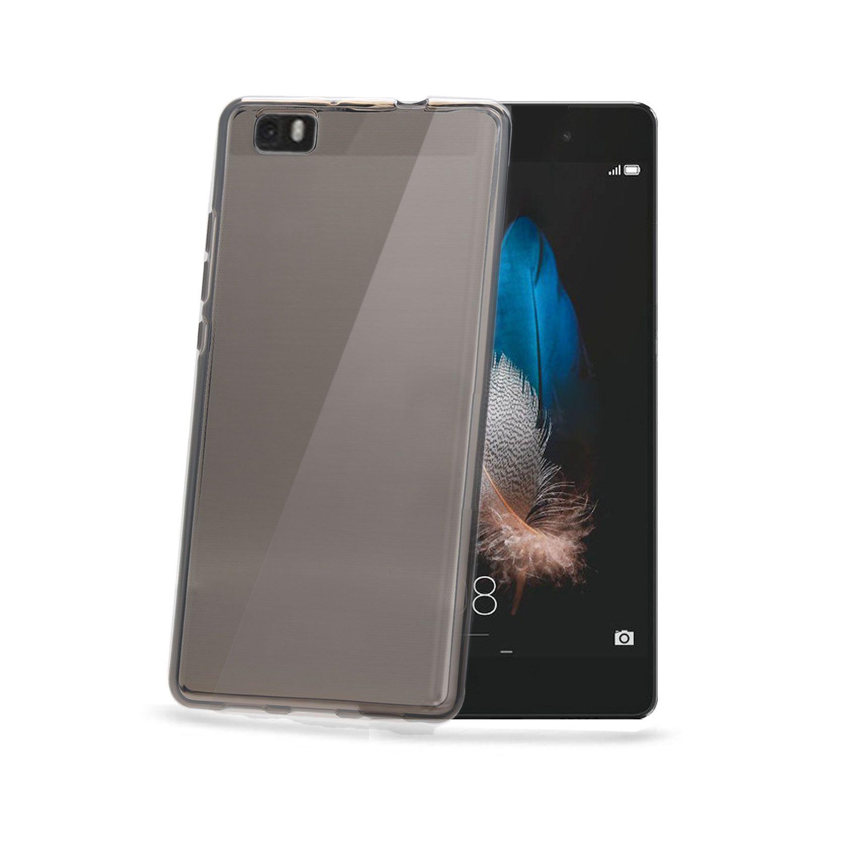 TPU pouzdro CELLY Gelskin pro Huawei P8 Lite, černé