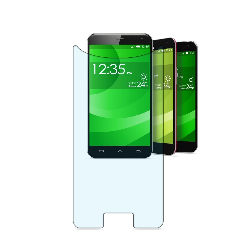Univerzální temperované sklo Cellular Line SECOND GLASS, pro telefony o velikosti  4.7''až 4.9''