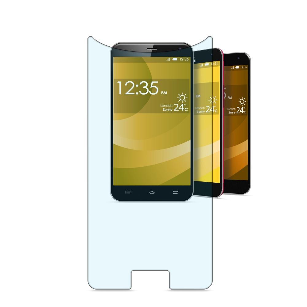 Univerzální temperované sklo Cellular Line SECOND GLASS, pro telefony o velikosti  5.1''až 5.3''