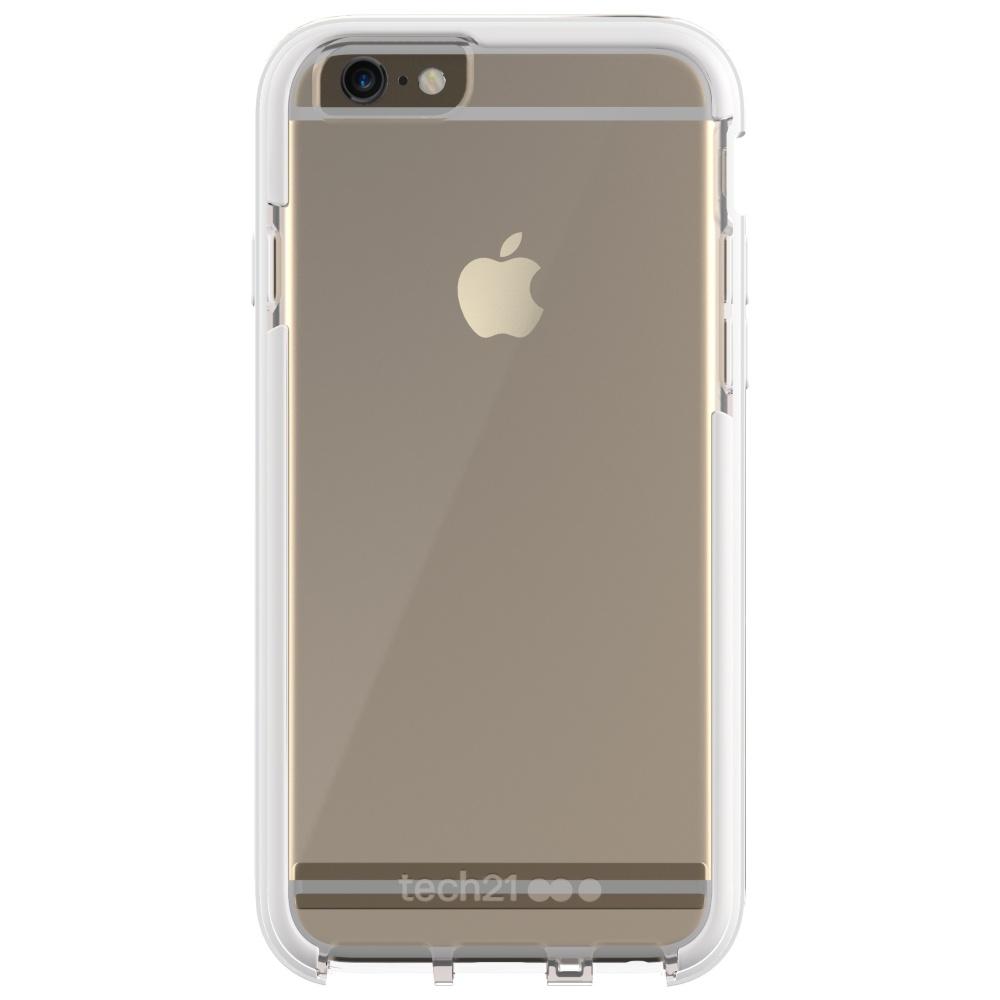 Zadní ochranný kryt Tech21 Evo Elite pro Apple iPhone 6/6S, zlatý