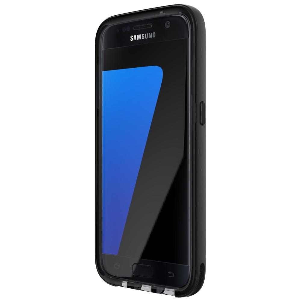 Zadní ochranný kryt Tech21 Evo Elite pro Samsung Galaxy S7, černý