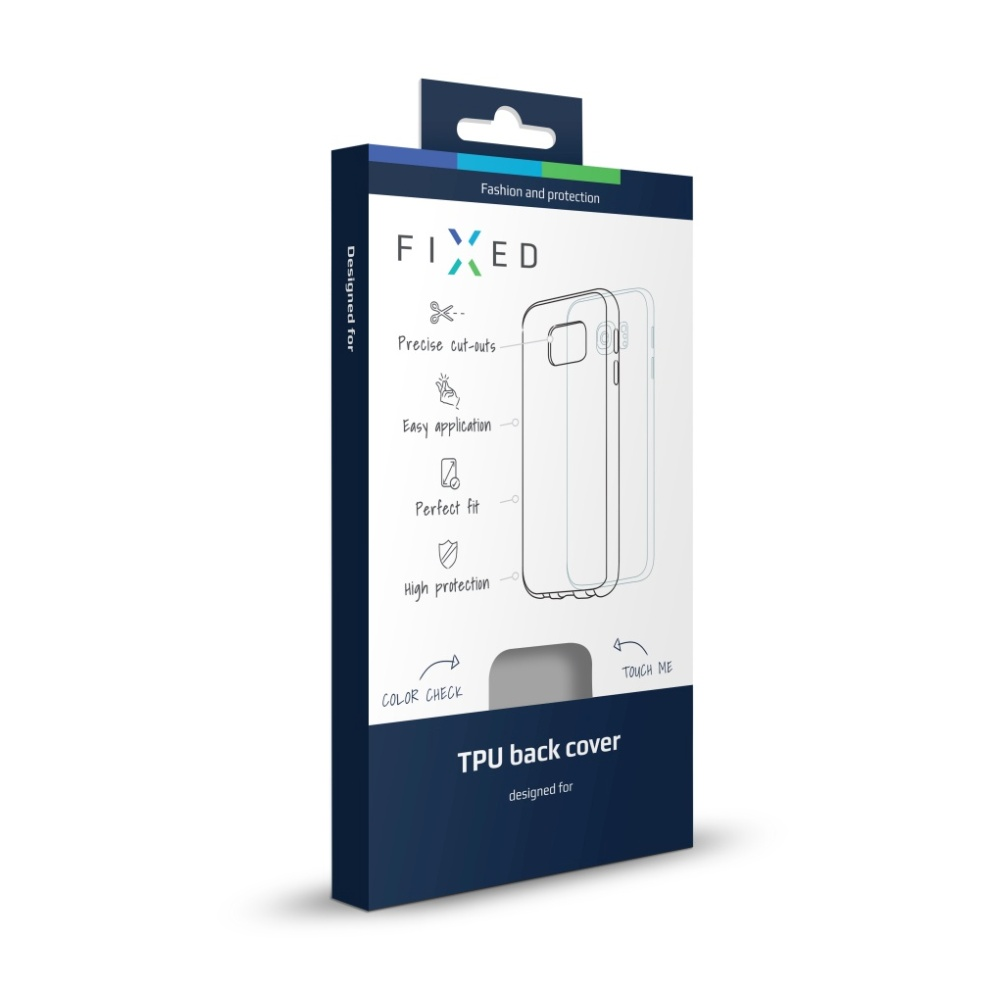 TPU gelové pouzdro FIXED pro ALCATEL POP 4 5051D, matné