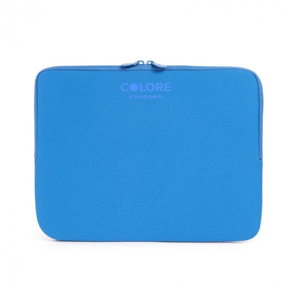 """Neoprenový obal TUCANO COLORE, pro notebooky a ultrabooky do 12,5"""", Anti-Slip Systém®, modrý"""