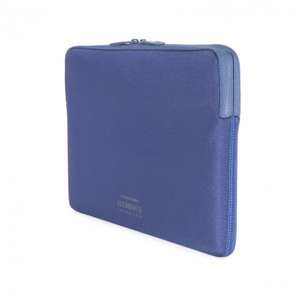 "Neoprenový obal TUCANO ELEMENTS SECOND SKIN pro MacBook 12"", Anti-Slip Systém®, modrý"