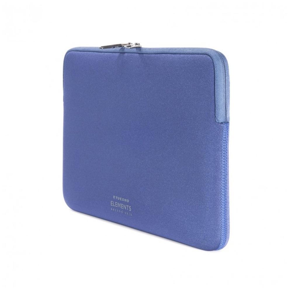 "Neoprenový obal TUCANO ELEMENTS SECOND SKIN pro MacBook Air 11"", Anti-Slip Systém®, modrý"