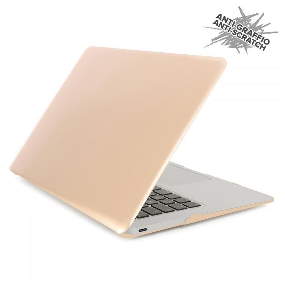 """Zadní ochranný kryt TUCANO NIDO pro MacBook 12"""", zlatý"""