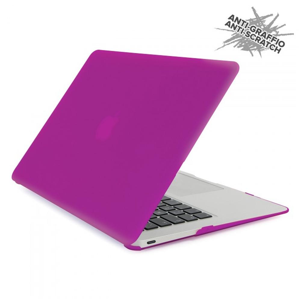 """Zadní ochranný kryt TUCANO NIDO pro MacBook 12"""", růžový"""