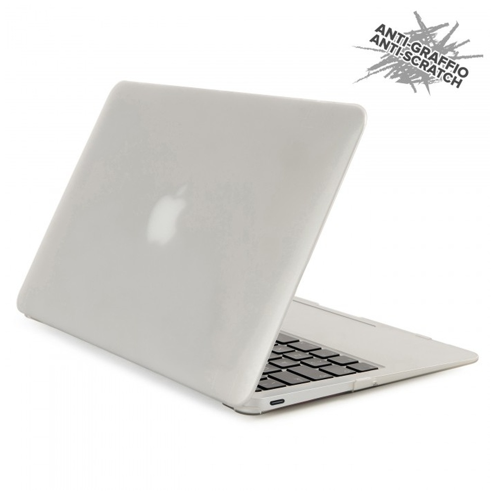 """Zadní ochranný kryt TUCANO NIDO pro MacBook 12"""", čirý"""