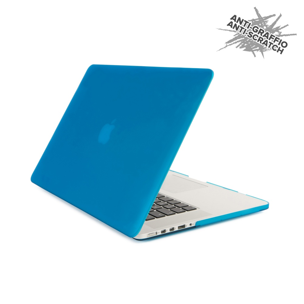 "Zadní ochranný kryt TUCANO NIDO pro MacBook Pro 13"" Retina, modrý"