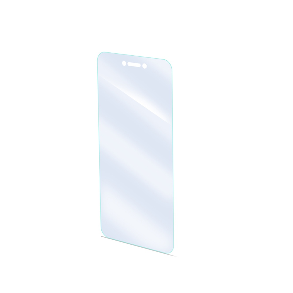 Ochranné tvrzené sklo CELLY Glass antiblueray pro Huawei P8/P9 Lite (2017), s ANTI-BLUE-RAY vrstvou