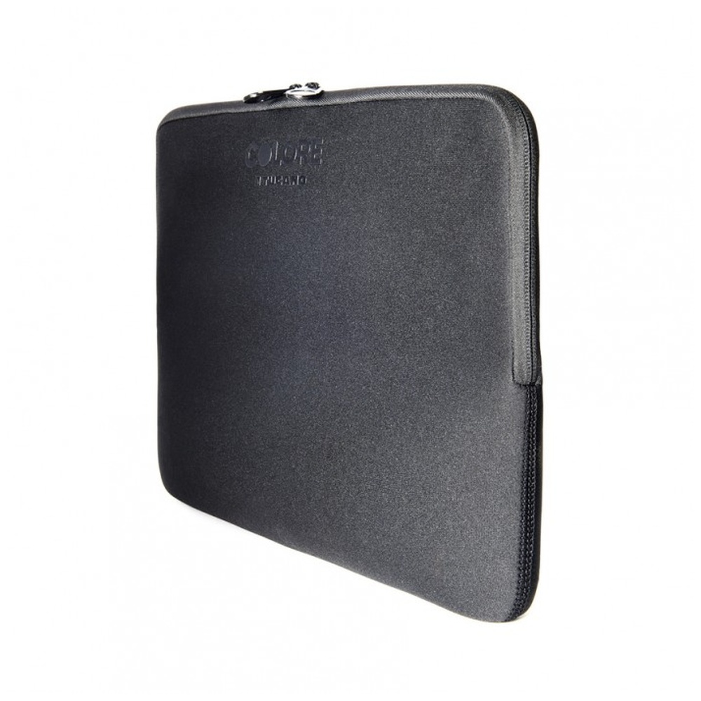 "Neoprenový obal TUCANO COLORE, pro notebooky a ultrabooky do 17,3"", Anti-Slip Systém®, černý"