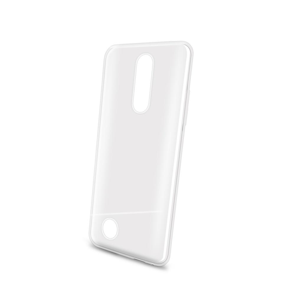 TPU pouzdro CELLY Gelskin pro LG K8 (2017), bezbarvé