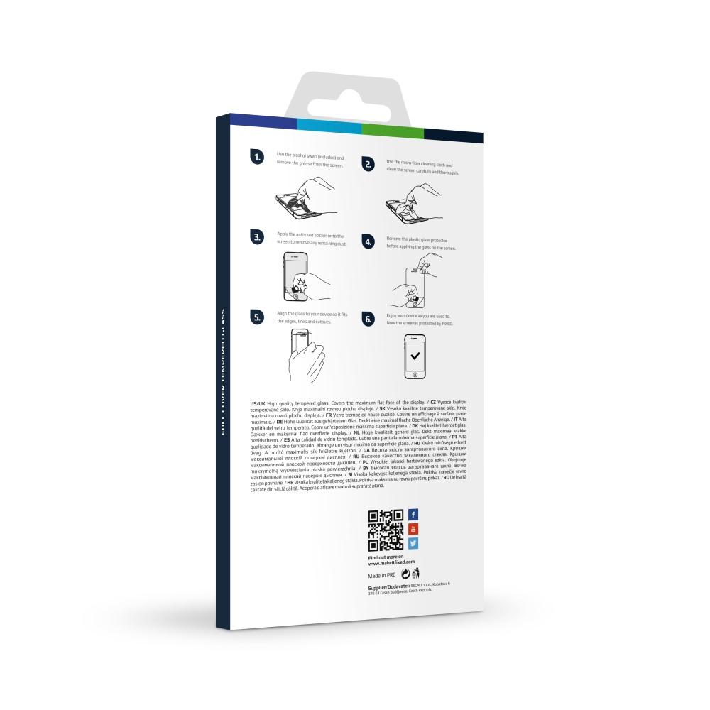 Ochranné tvrzené sklo FIXED pro Motorola Moto E4 Plus, čiré
