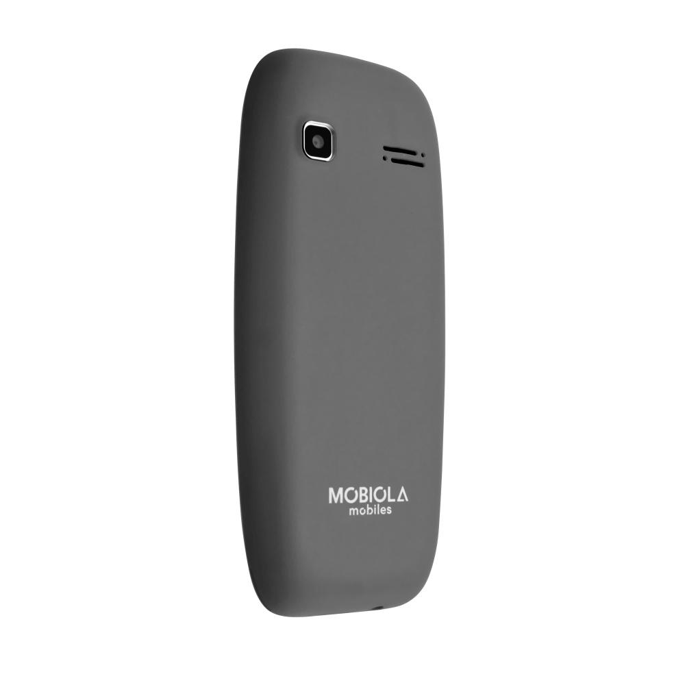 Mobilní telefon Mobiola MB3000, šedý