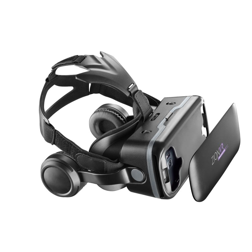 3D headset pro virtuální realitu Cellularline ZION VR IMMERSION pro telefony do 6''