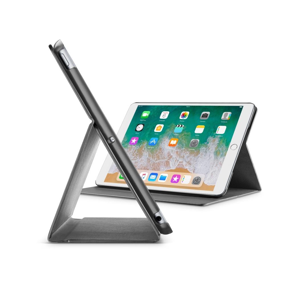 """Pouzdro se stojánkem CellularLine FOLIO pro Apple iPad Pro 10,5"""", černé"""