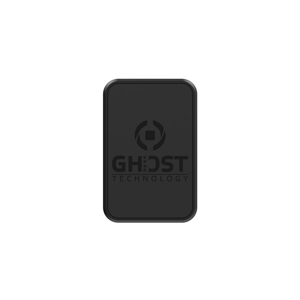 Univerzální magnetický držák do ventilace CELLY GHOSTVENT pro mobilní telefony, vel. XL, černý