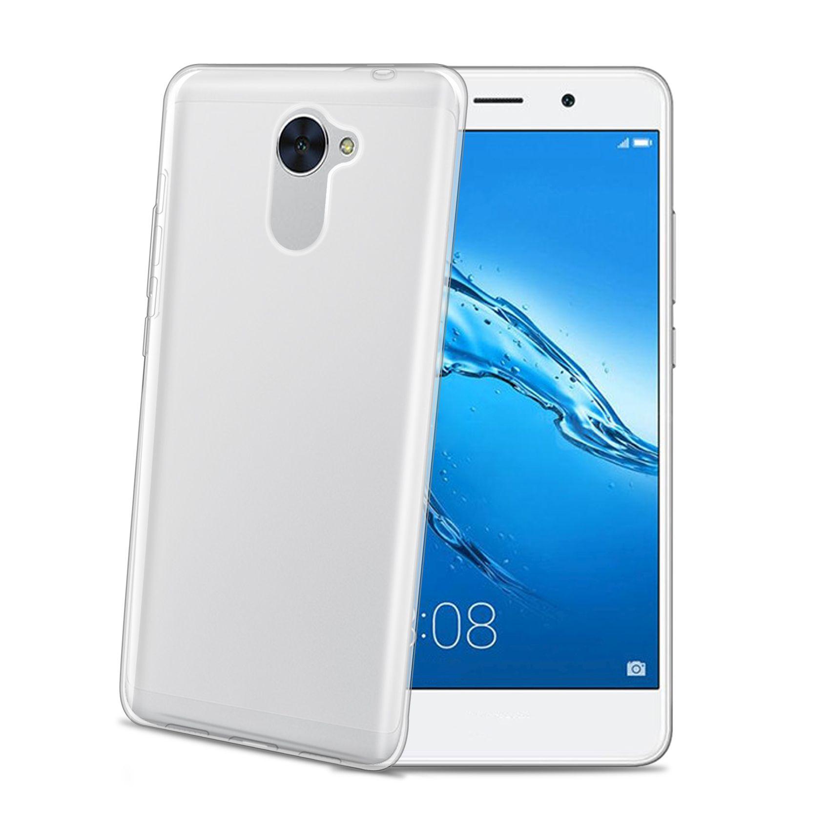 TPU pouzdro CELLY Gelskin pro Huawei Y7 / Nova Lite+, bezbarvé
