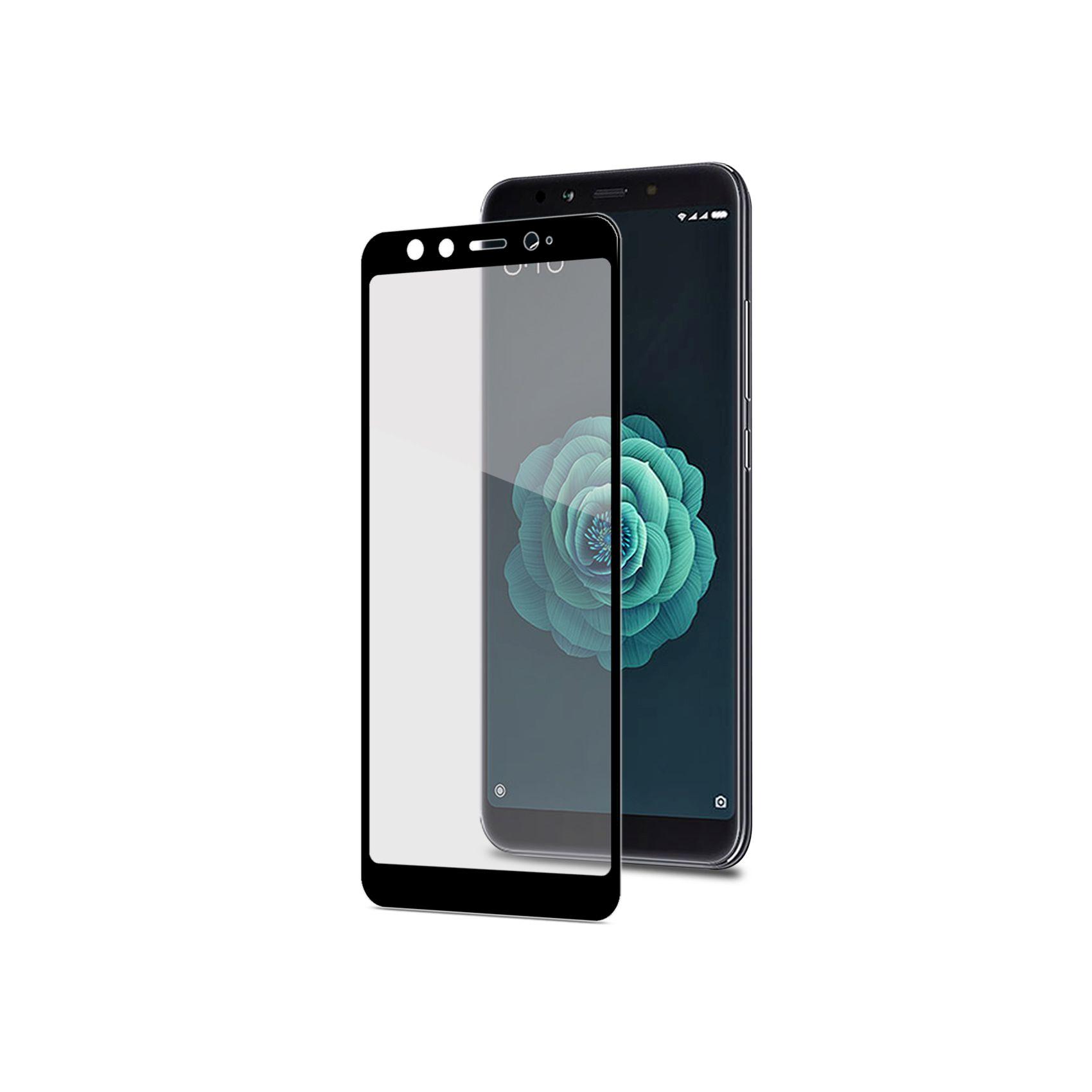 Ochranné tvrzené sklo CELLY Full Glass pro Xiaomi Mi A2, černé