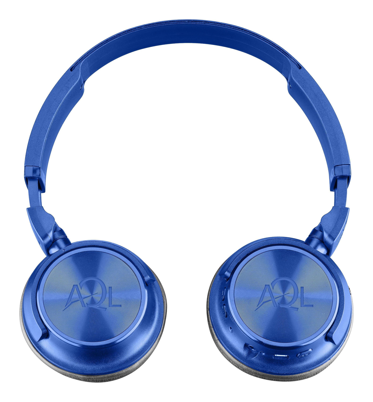 Bluetooth sluchátka Cellularline Helios, AQL certifikace, modrá