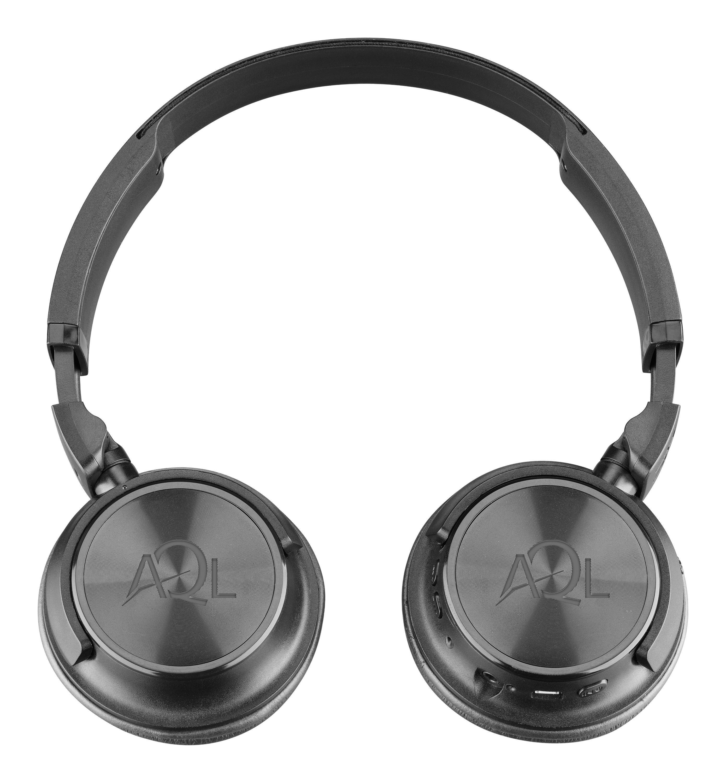 Bluetooth sluchátka CellularLIne Helios, AQL certifikace, černá