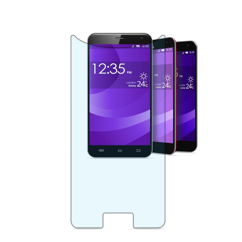 Univerzální temperované sklo Cellular Line SECOND GLASS, pro telefony o velikosti  4.9''až 5.1''