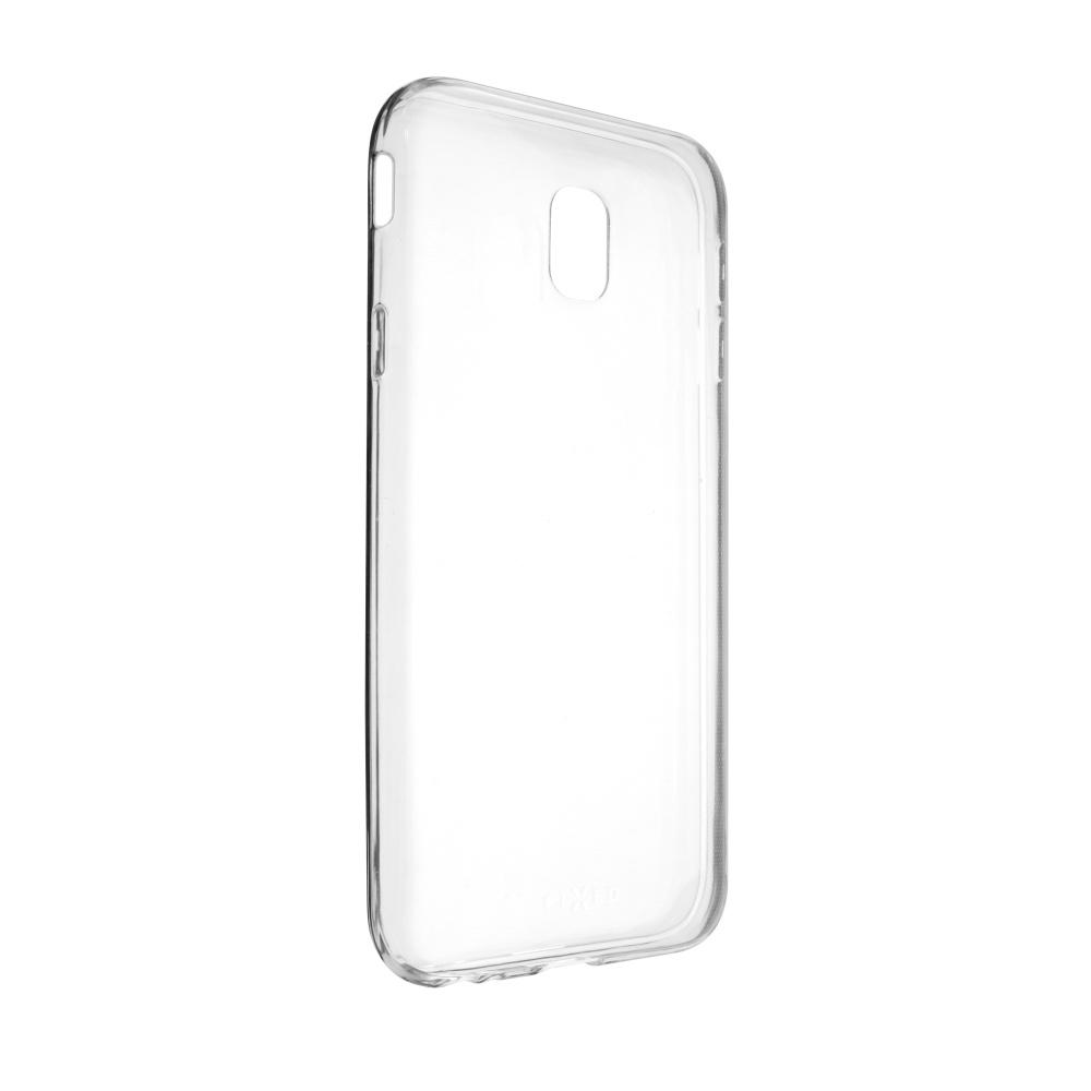 TPU gelové pouzdro FIXED pro Samsung Galaxy J3 (2017), čiré