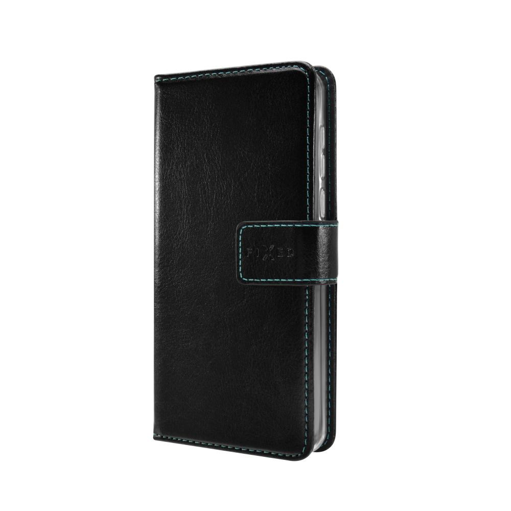 Pouzdro typu kniha FIXED Opus pro Samsung Galaxy J3 (2017), černé