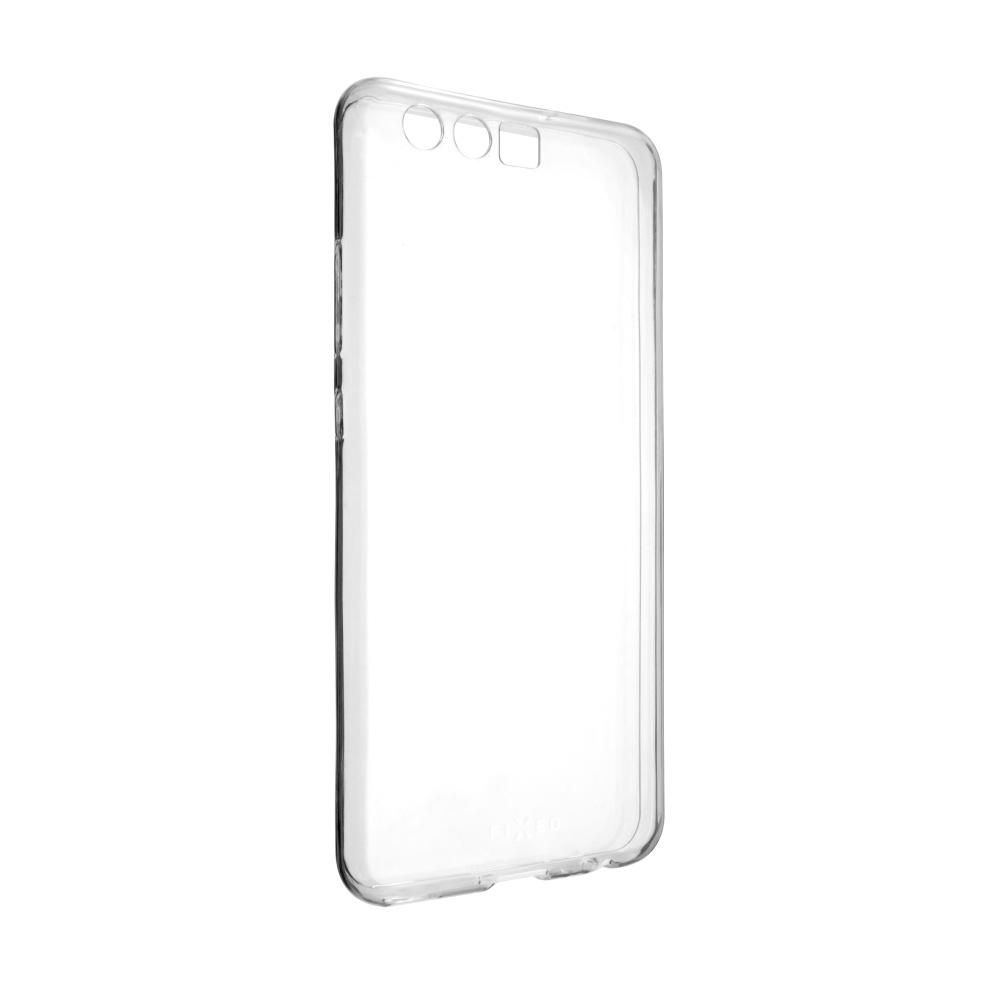 Ultratenké TPU gelové pouzdro FIXED Skin pro Huawei P10, 0,6 mm, čiré