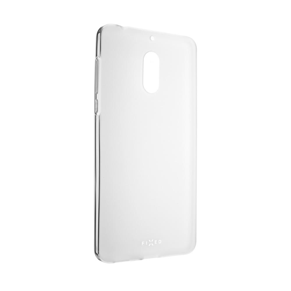 TPU gelové pouzdro FIXED pro Nokia 6, matné
