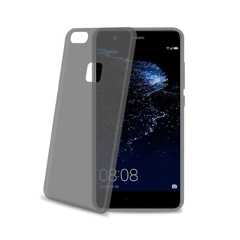 Ultra tenké TPU pouzdro CELLY Frost pro Huawei P10 Lite, 0,29 mm, černé