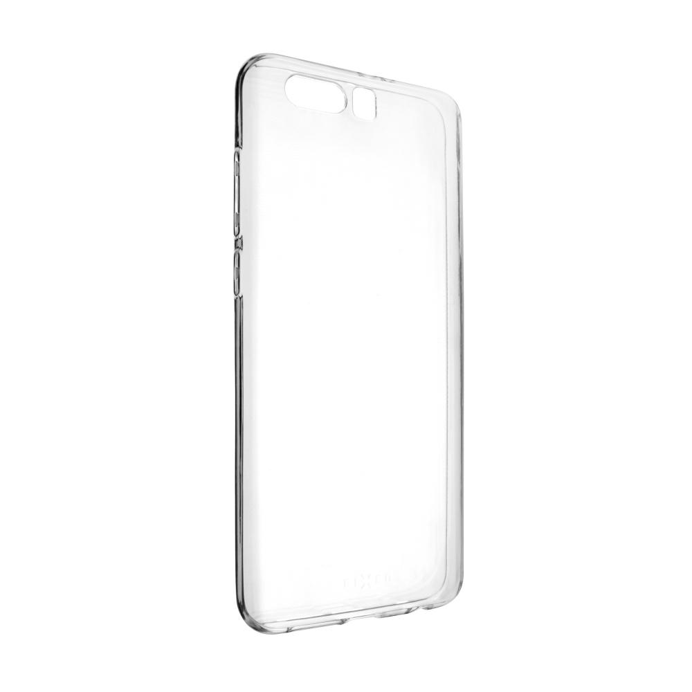 Ultratenké TPU gelové pouzdro FIXED Skin pro Honor 9, 0,6 mm, čiré