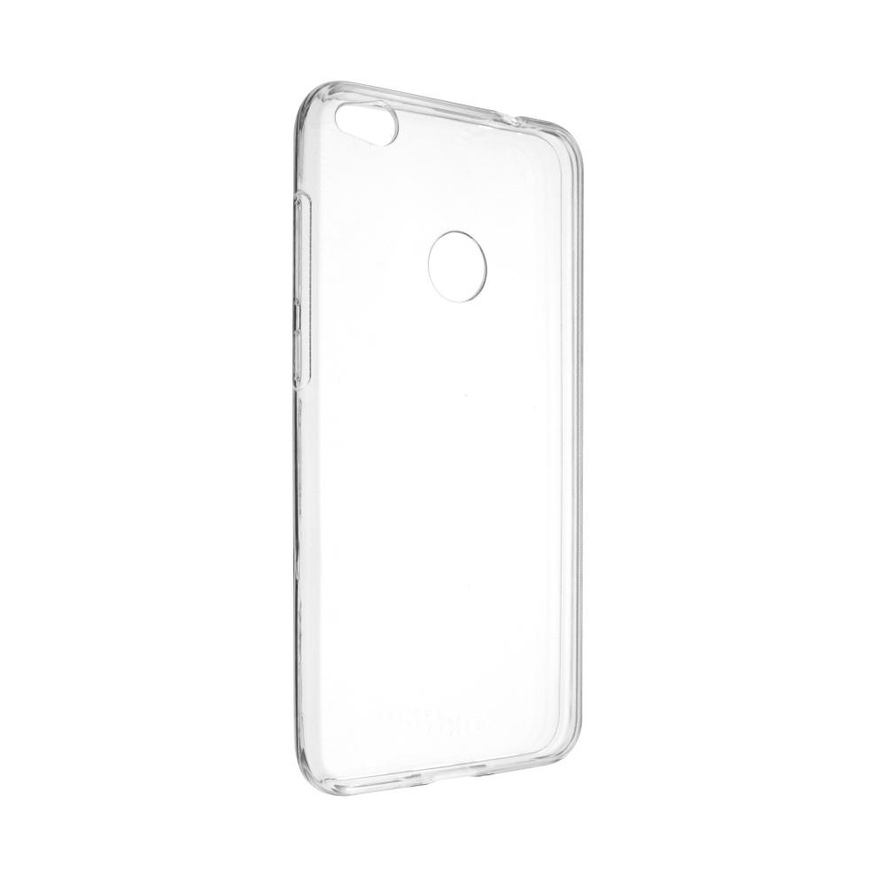 TPU gelové pouzdro FIXED pro Huawei P9 Lite (2017), čiré