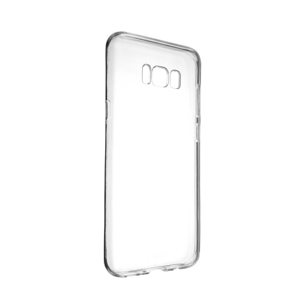 TPU gelové pouzdro FIXED pro Samsung Galaxy S8 Plus, čiré