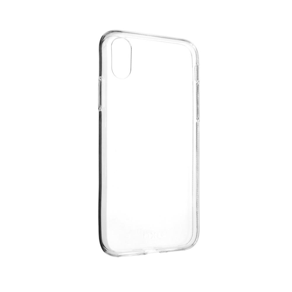 TPU gelové pouzdro FIXED pro Apple iPhone X/XS, čiré