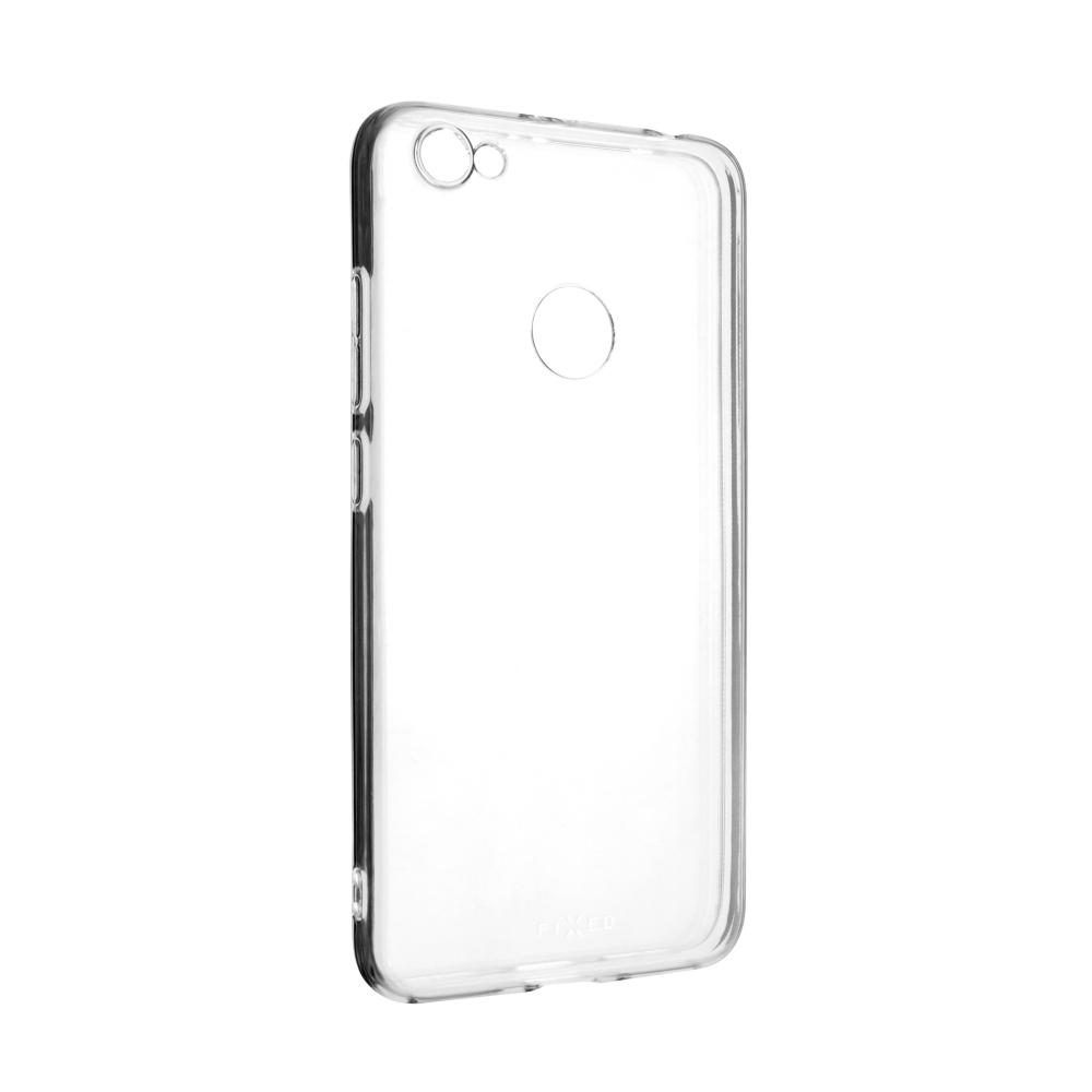 TPU gelové pouzdro FIXED pro Xiaomi Redmi Note 5A Prime Global, čiré