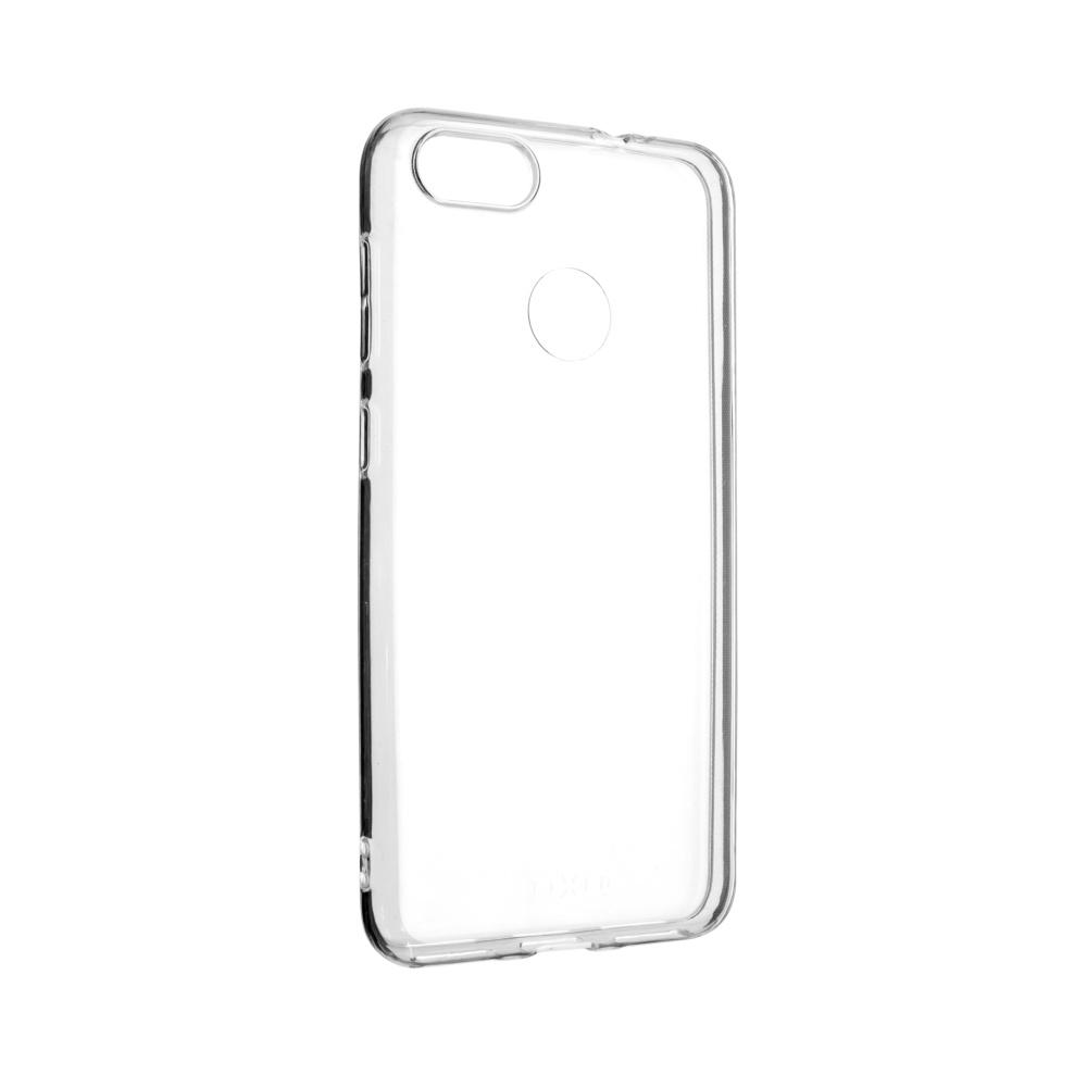 Ultratenké TPU gelové pouzdro FIXED Skin pro Huawei P9 Lite Mini, 0,6 mm, čiré