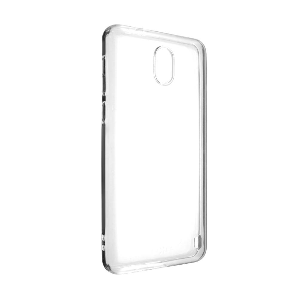 TPU gelové pouzdro FIXED pro Nokia 2, čiré