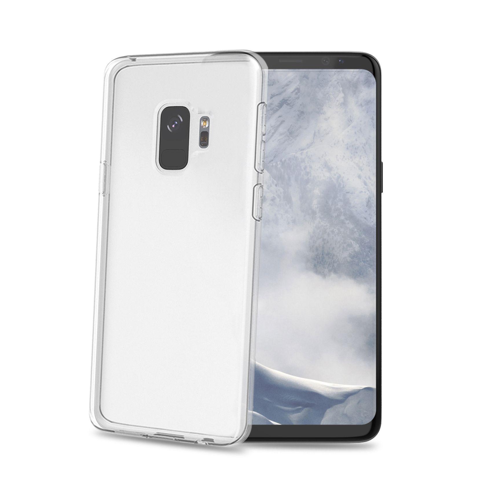 TPU pouzdro CELLY Gelskin pro Samsung Galaxy S9, bezbarvé