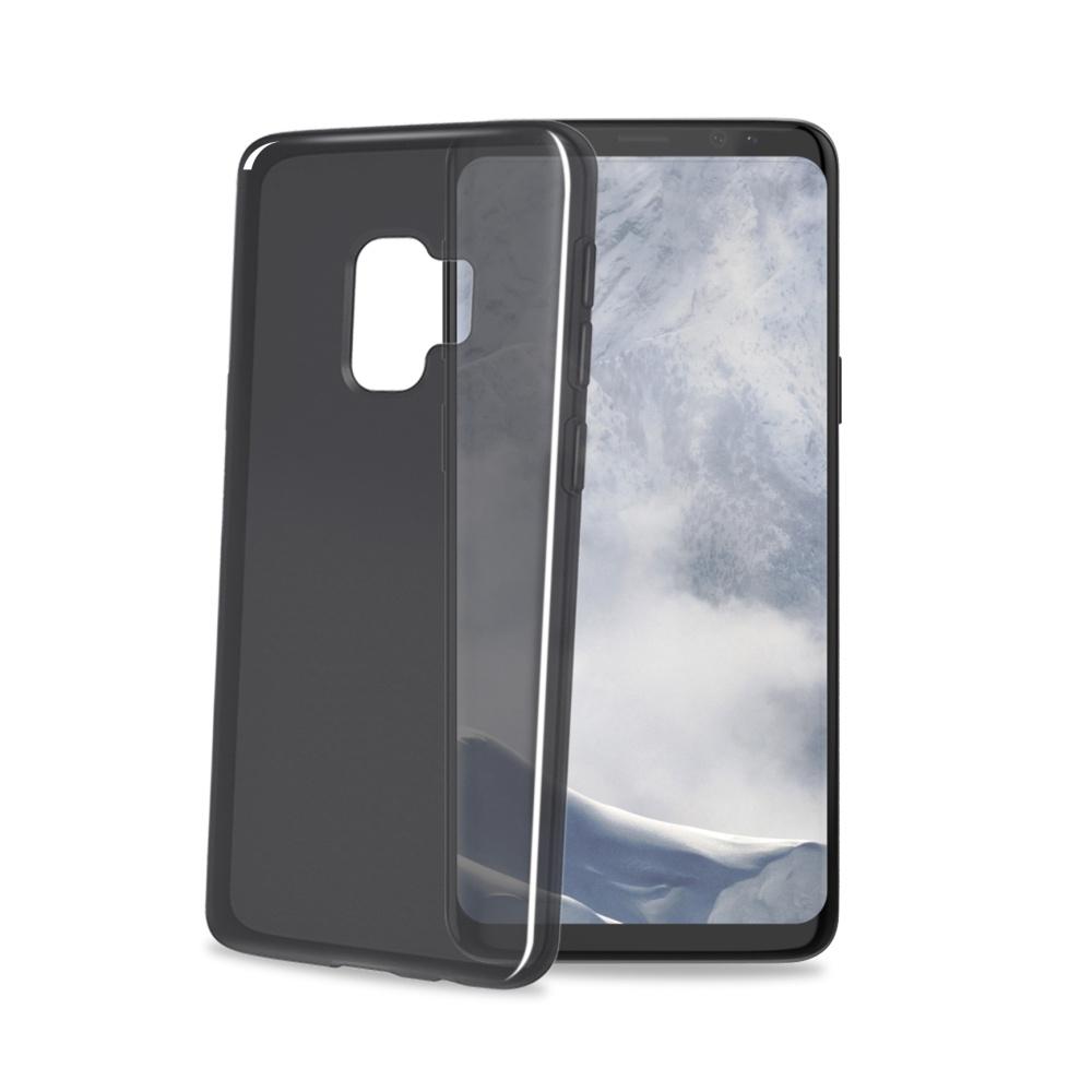 TPU pouzdro CELLY Gelskin pro Samsung Galaxy S9, černé