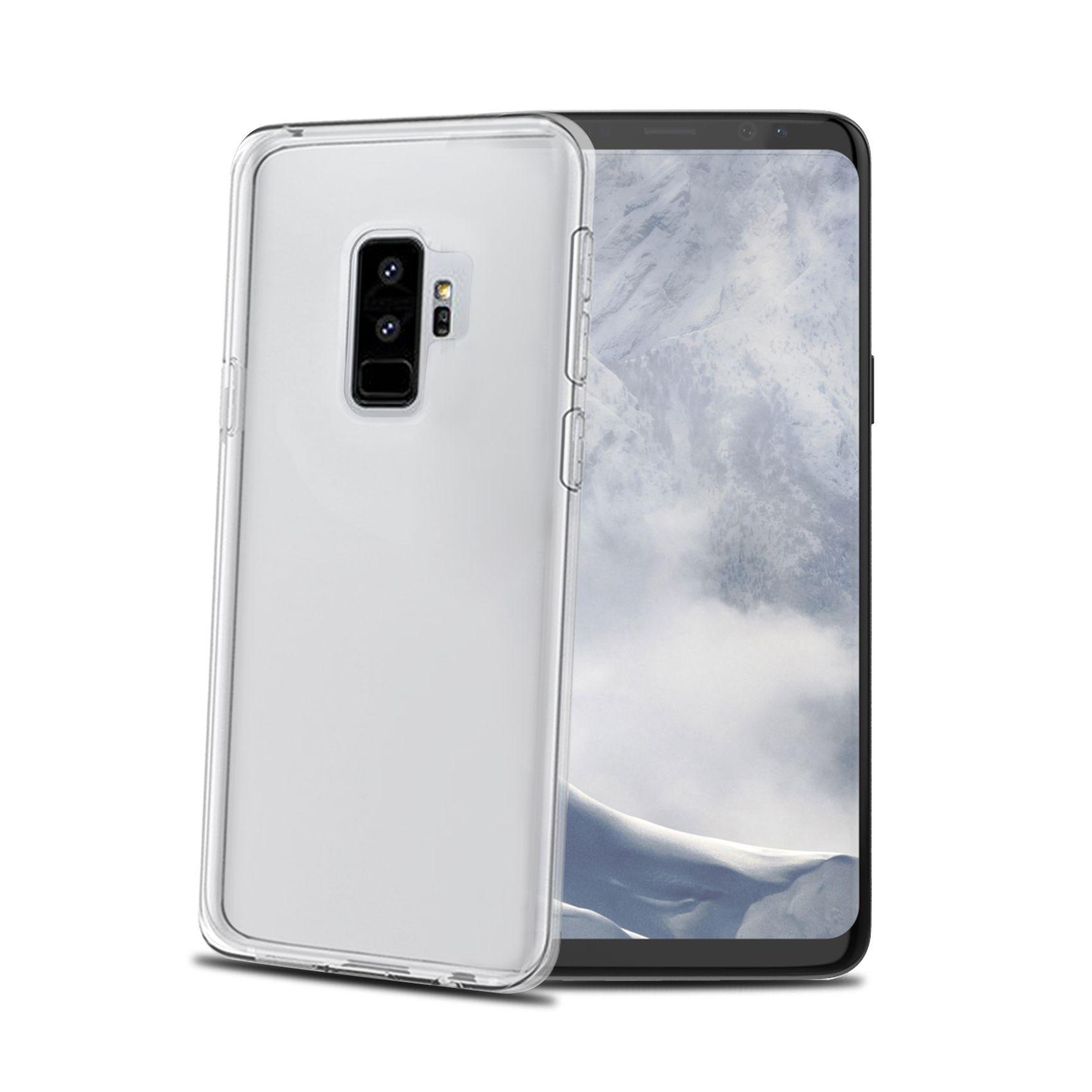 TPU pouzdro CELLY Gelskin pro Samsung Galaxy S9 Plus, bezbarvé