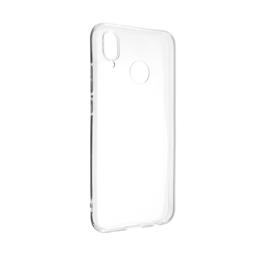 TPU gelové pouzdro FIXED pro Huawei P20 Lite, čiré