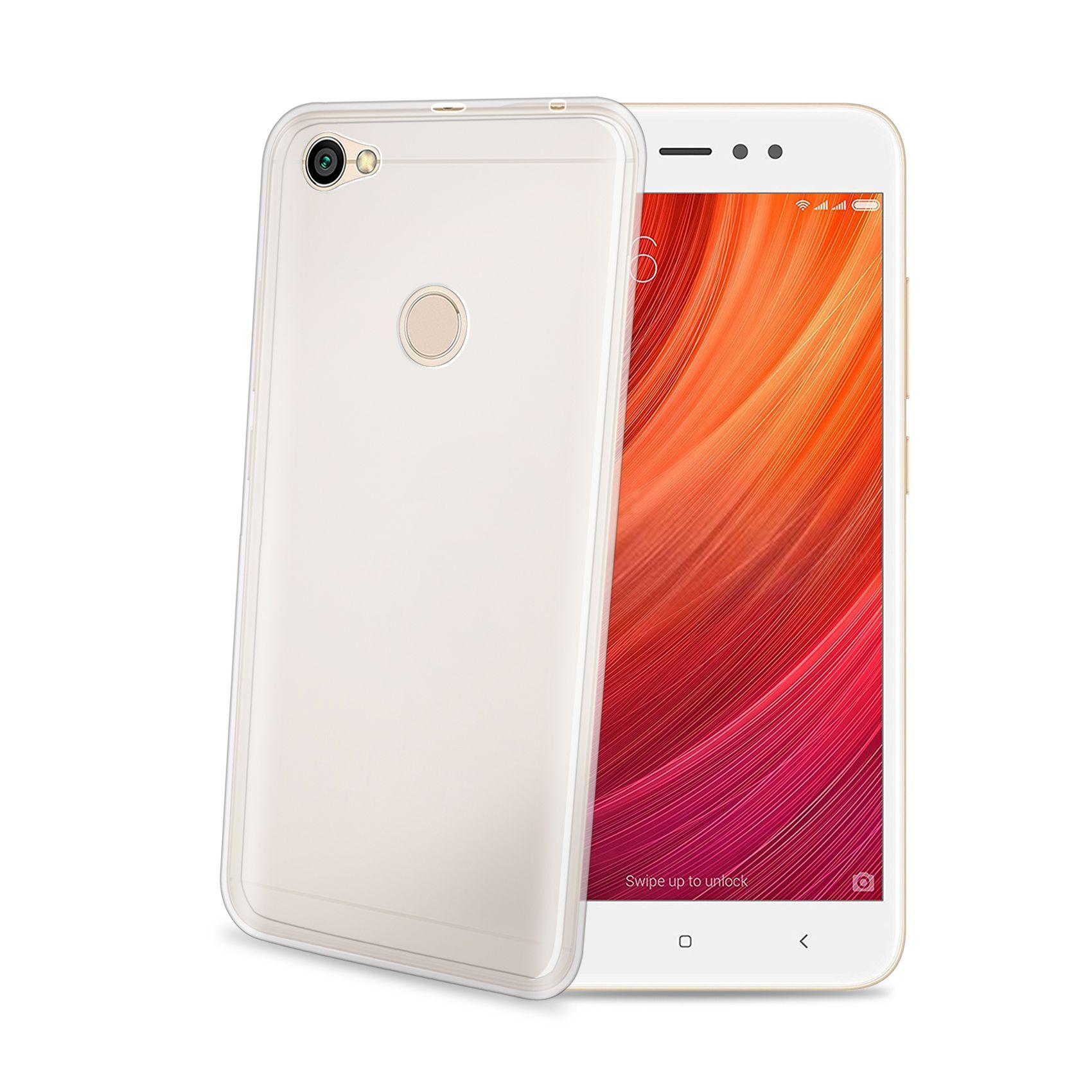 TPU pouzdro CELLY Gelskin pro Xiaomi Redmi Note 5A / 5A Prime / 5A Lite, bezbarvé