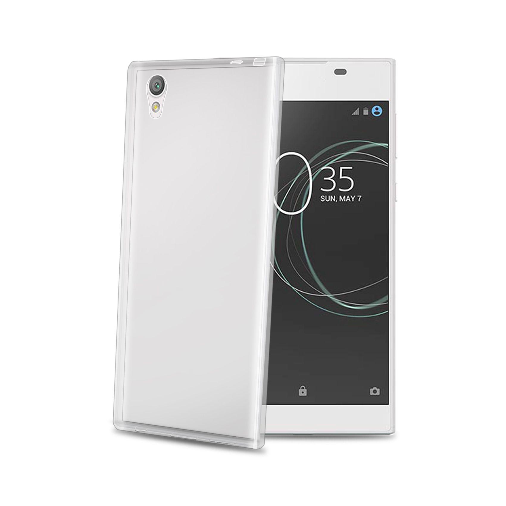 TPU pouzdro CELLY Gelskin pro Sony Xperia L1, bezbarvé