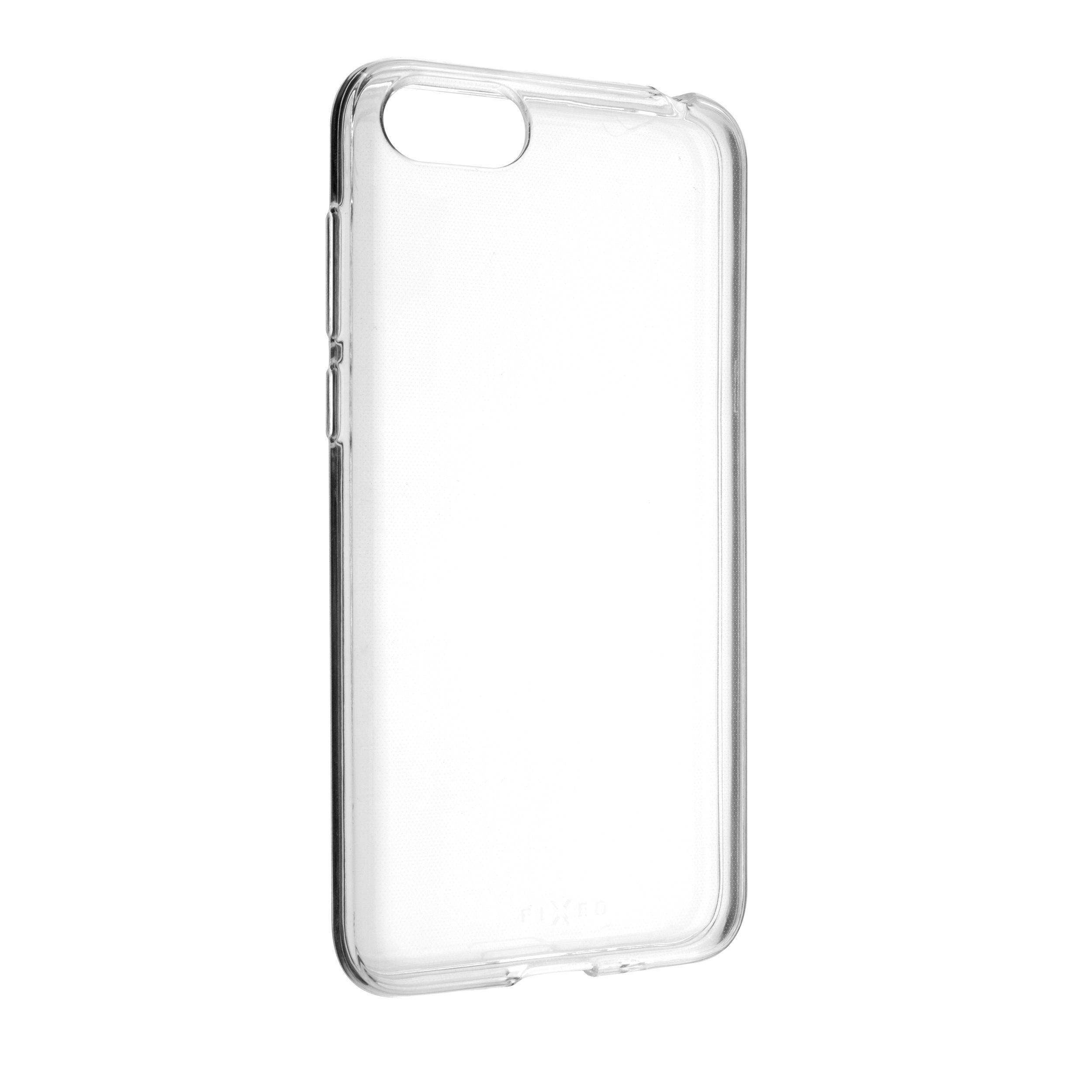TPU gelové pouzdro FIXED pro Huawei Y5 (2018), čiré