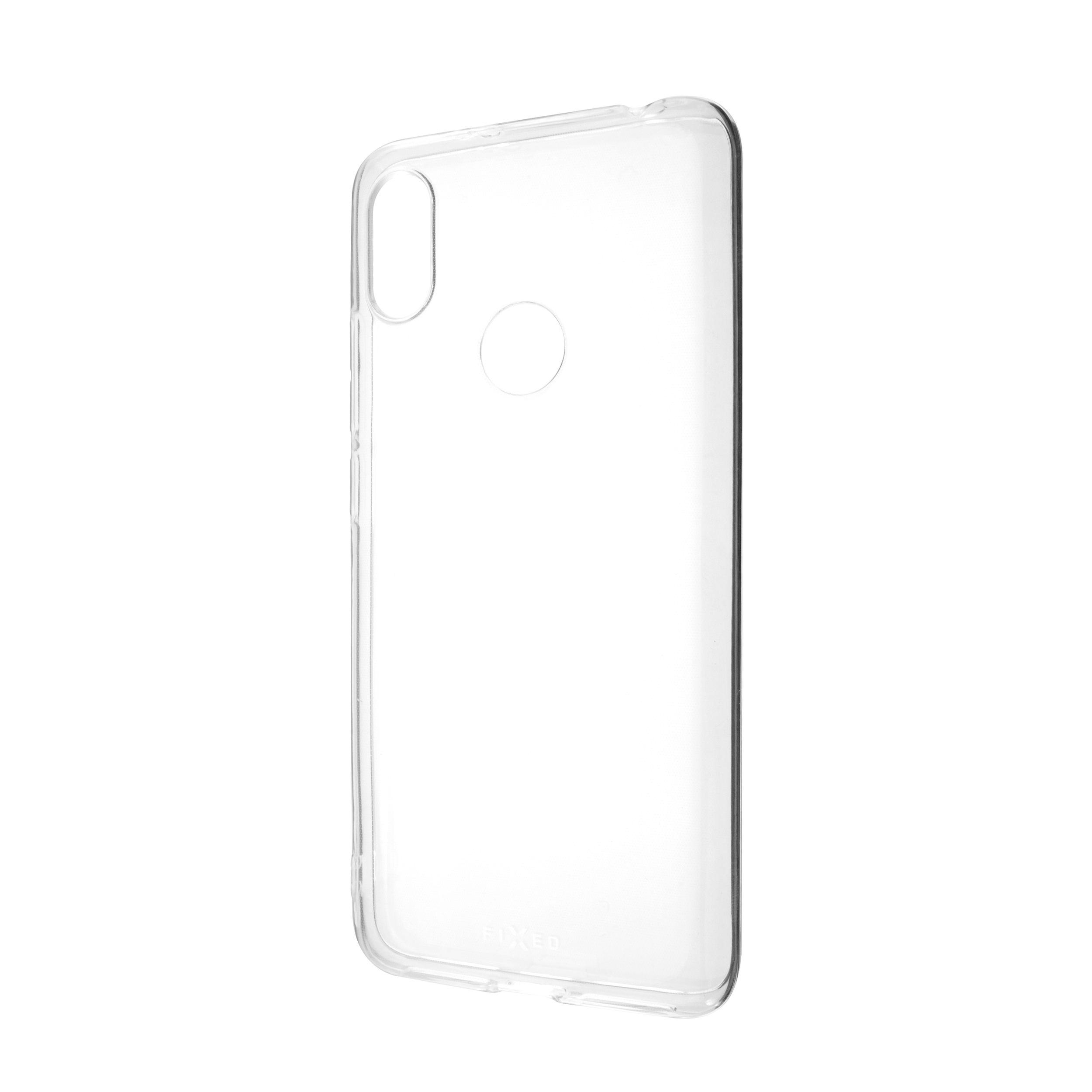 Ultratenké TPU gelové pouzdro FIXED Skin pro Xiaomi Redmi S2, 0,6 mm, čiré