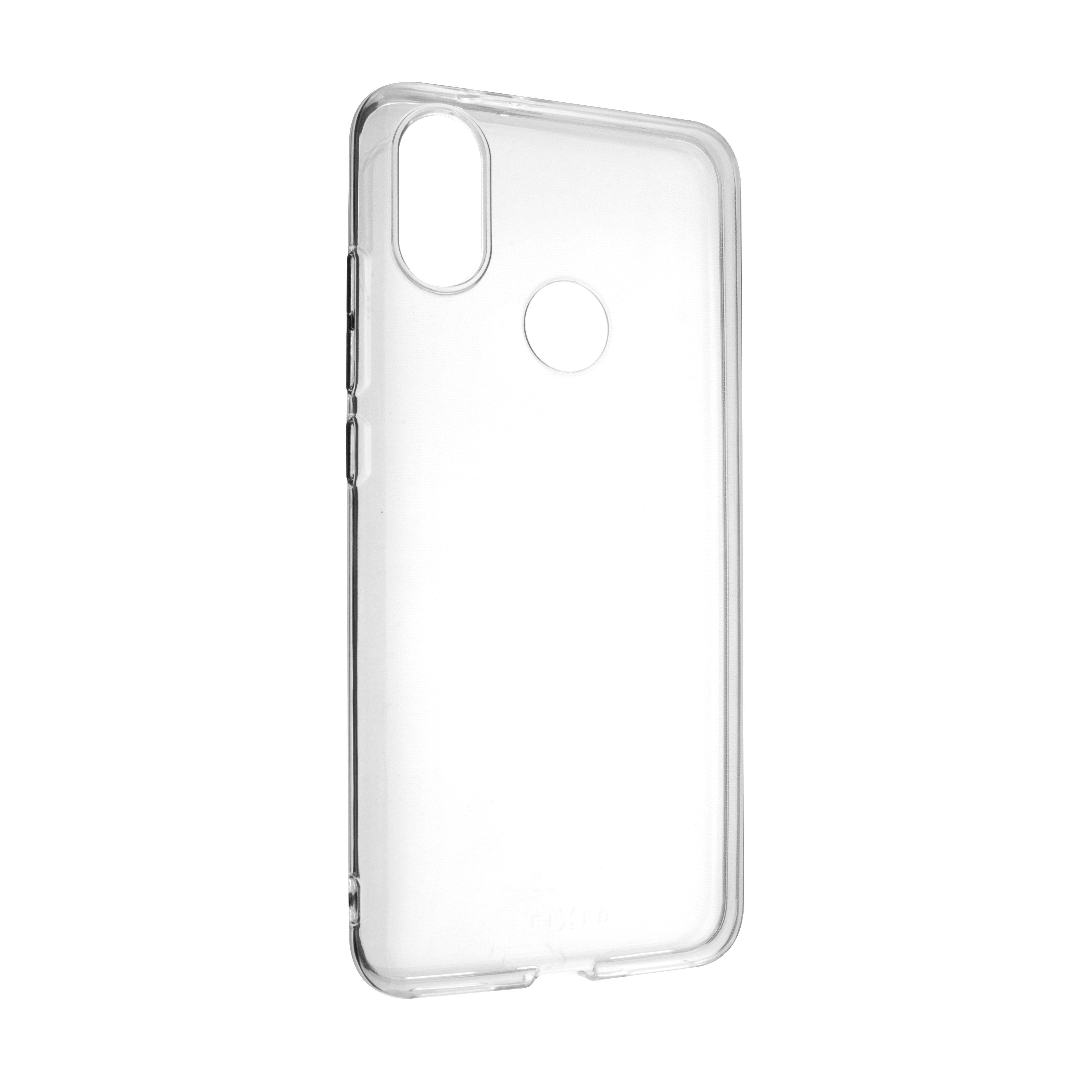 TPU gelové pouzdro FIXED pro Xiaomi Mi A2, čiré