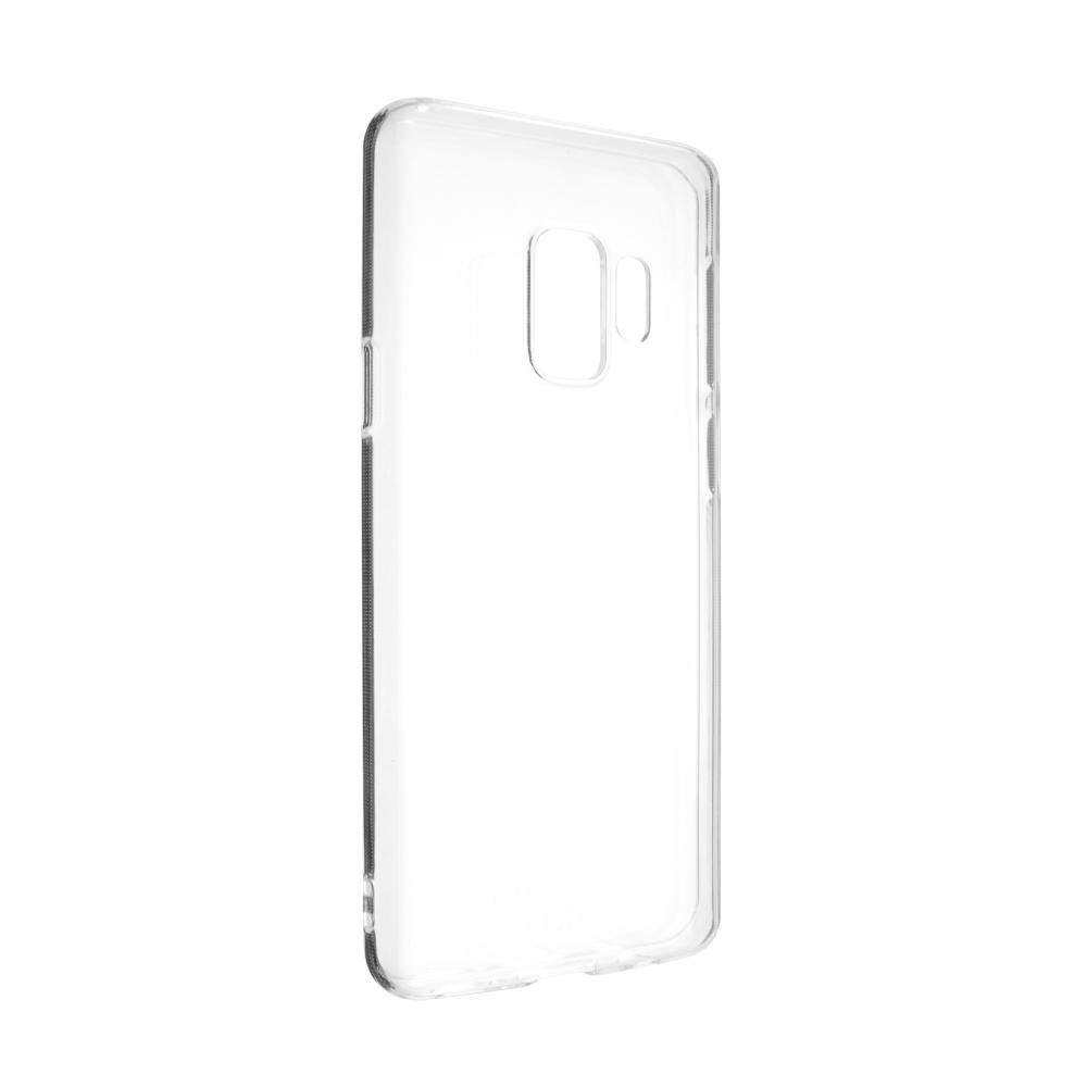TPU gelové pouzdro FIXED pro Samsung Galaxy S9, čiré,rozbaleno
