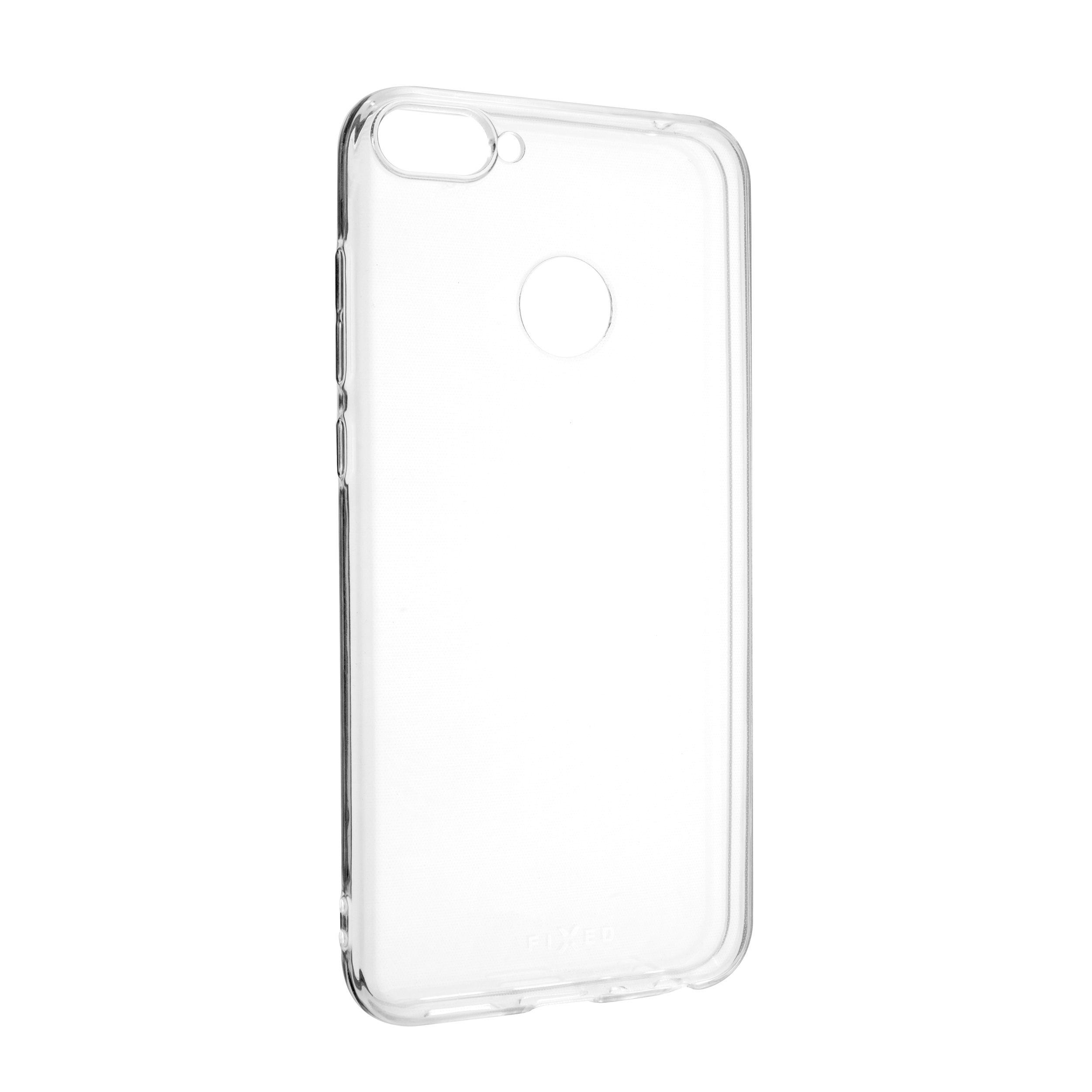 Ultratenké TPU gelové pouzdro FIXED Skin pro Honor 10 Lite, 0,6 mm, čiré